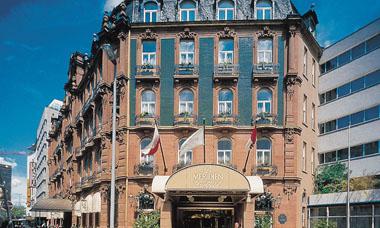 Le Meridien Parkhotel Frankfurt - Germany