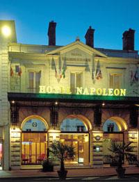 Htel napoleon fontainebleau fontainebleau france for Hotel fontainebleau france