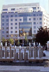 Hotel Mundial - Portugal