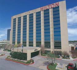Hilton San Antonio Airport - USA