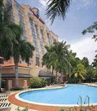 Embassy Suites Miami International Airport Hotel MIA - Florida, FL - USA