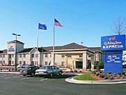 Holiday Inn Express Shelby@hwy 74, NC