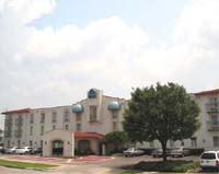 La Quinta Inn Houston Greenway Plaza, Texas TX - USA