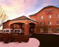 Fairfield Inn by Marriott Denver Airport - USA