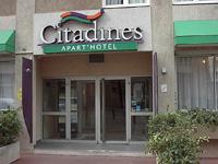 Citadines lyon part dieu apart 39 hotel lyon france for Aparthotel lyon