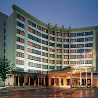 Wyndham Mount Laurel Hotel Mt. Laurel, New Jersey NJ - USA