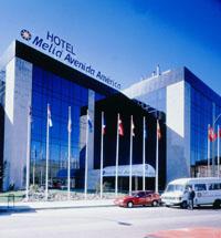 Melia avenida de america madrid spain melia hoteles for Hotel avenida de america madrid