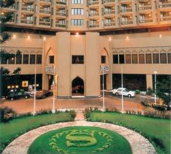 Sheraton Karachi Hotel Stan