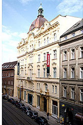 Hotel Mercure Prague Centre