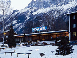 Novotel Chamonix Mont Blanc / Temporary closed