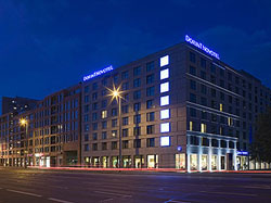 Hotel Novotel Berlin Mitte Berlin Germany