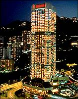 JW Marriott Hong Kong - China