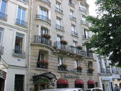 h tel madison paris france chateaux et hotels hotels in paris france reservations deals. Black Bedroom Furniture Sets. Home Design Ideas