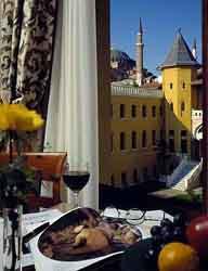 Four Seasons Bosphorus - Turkey
