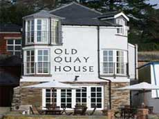 Old Quay House Hotel