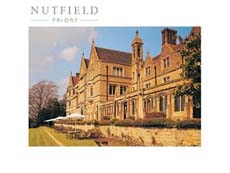 Nutfield Priory Hotel